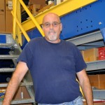 Bob Toia- warehouse manager at FS Welsford